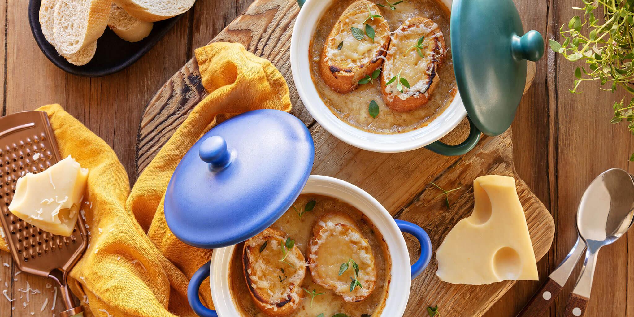 Sopa de Cebola